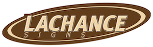 LaChance Signs. Media Sponsor